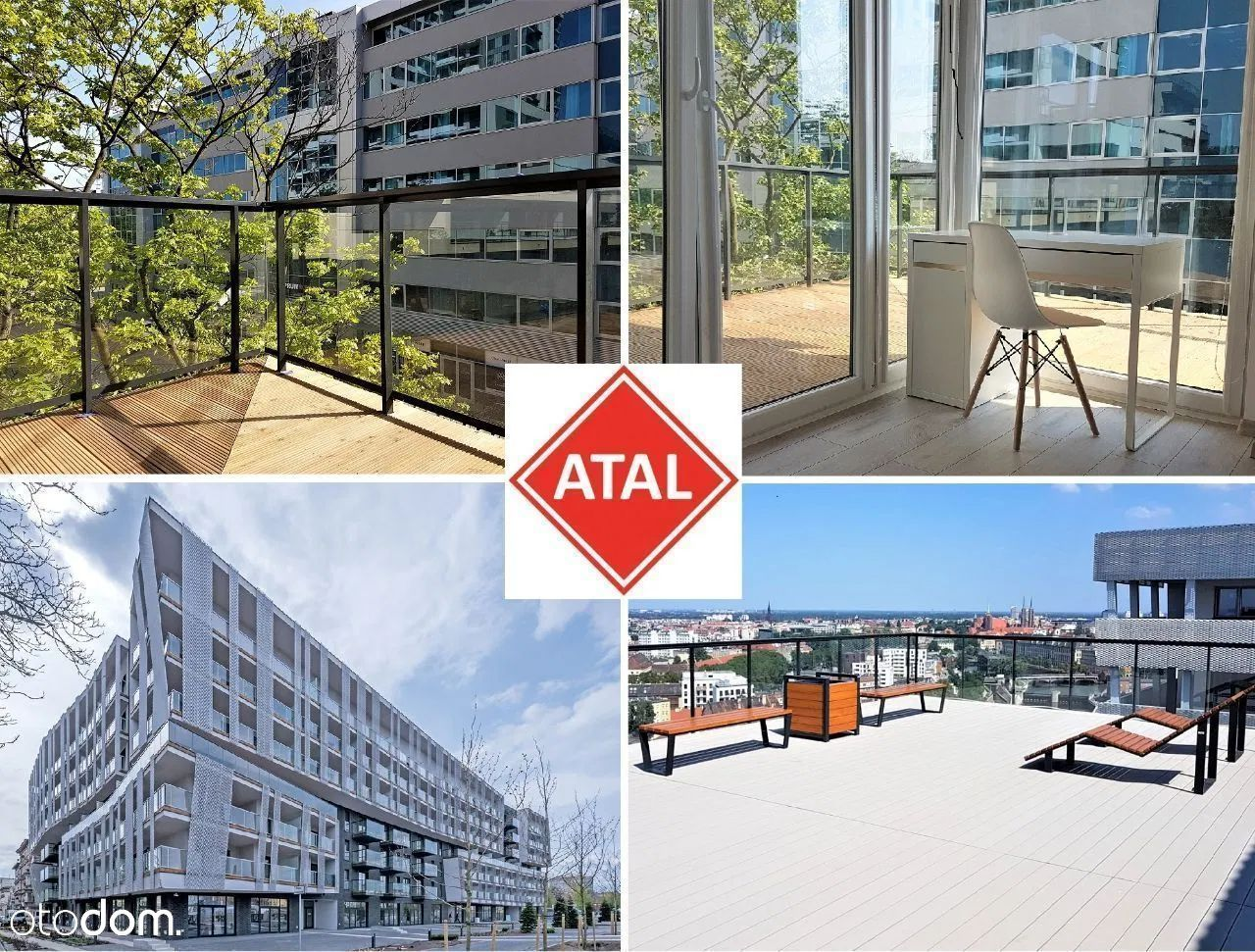Atal Towers Centrum Pokój 1 osobowy