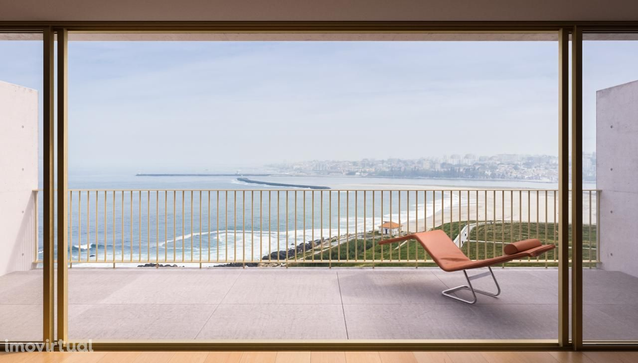 Apartamento T3 - Seca Bacalhau Vista rio e Mar