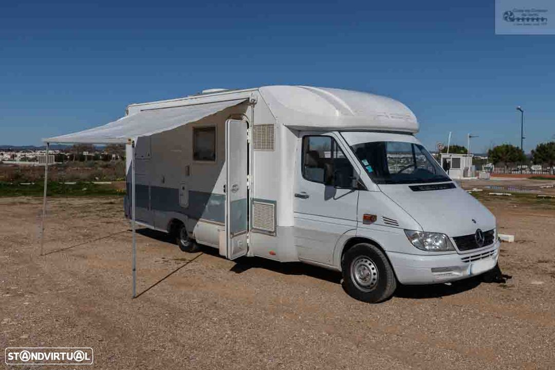 Mercedes-Benz Sprinter 316 2.7 CDI - 4