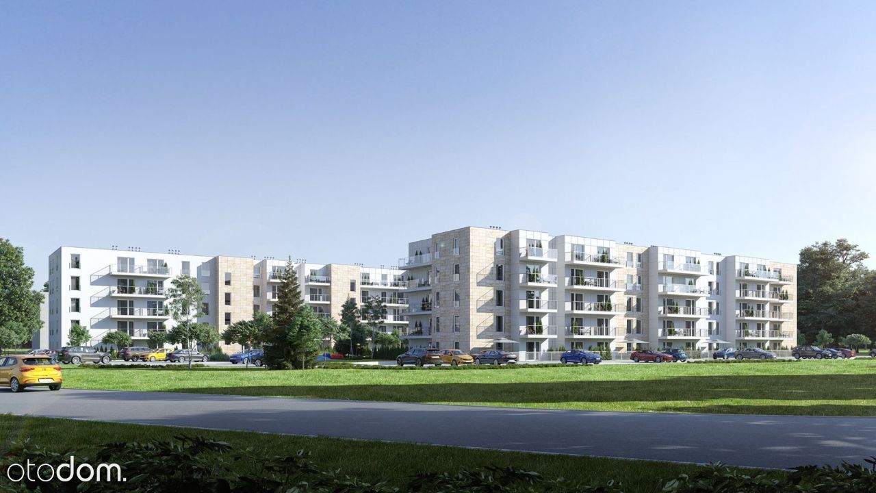 Funkcjonalen Mieszkanie Osiedle Szwanke M57