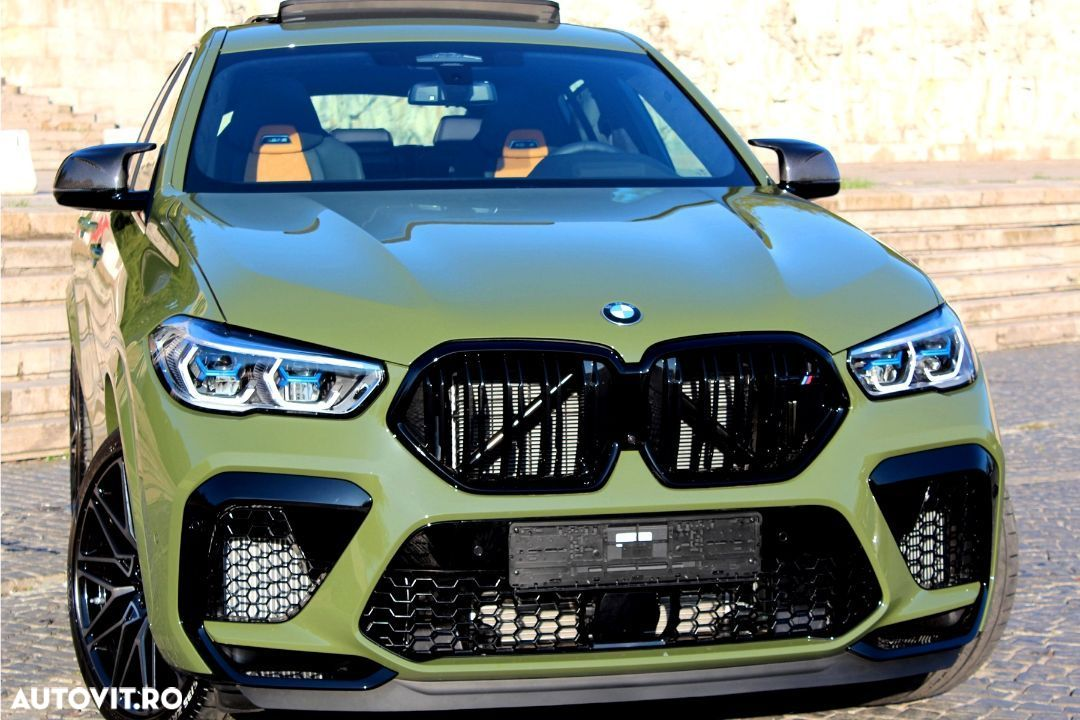 BMW X6 M Competition - 28