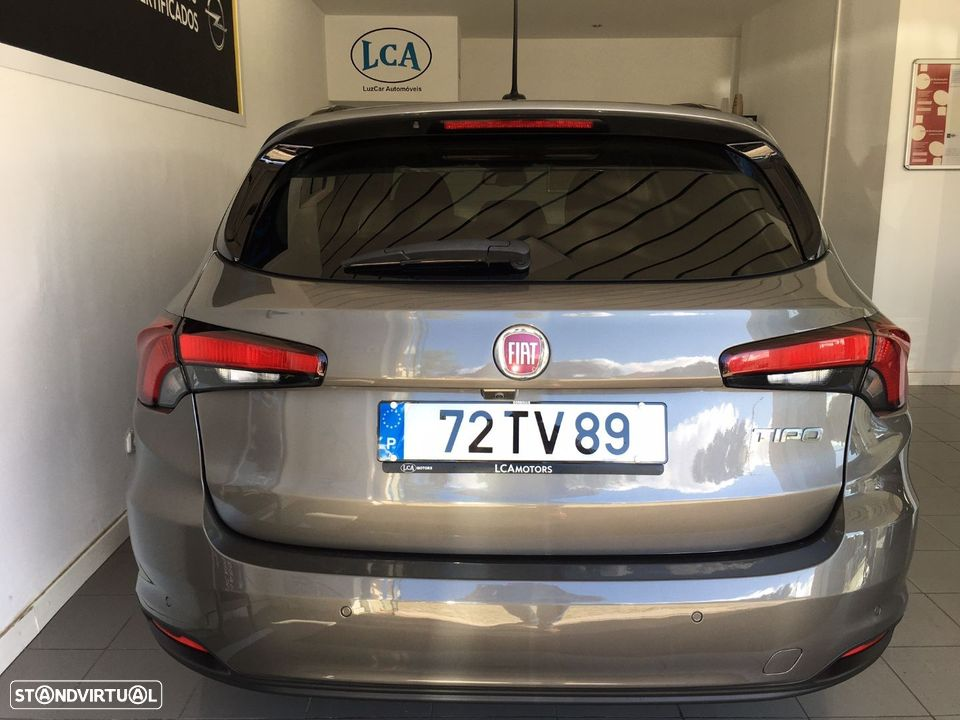 Fiat Tipo Station Wagon 1.3 M-Jet Lounge - 10