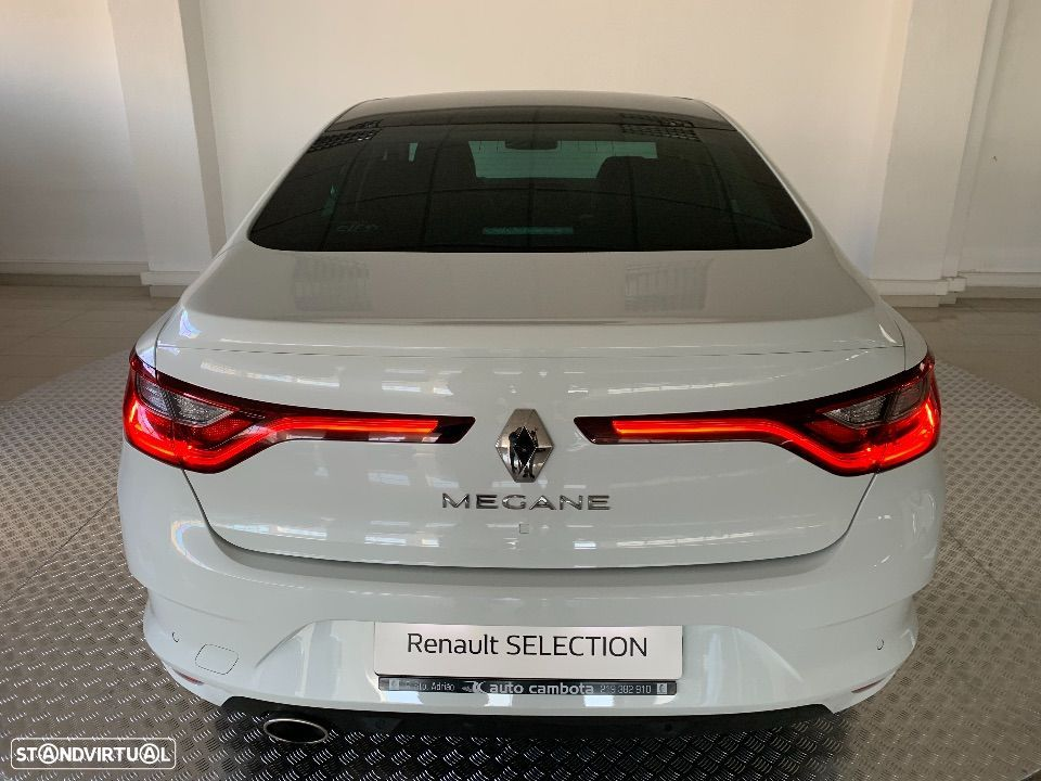 Renault Mégane Grand Coupe 1.6 dCi Executive - 6