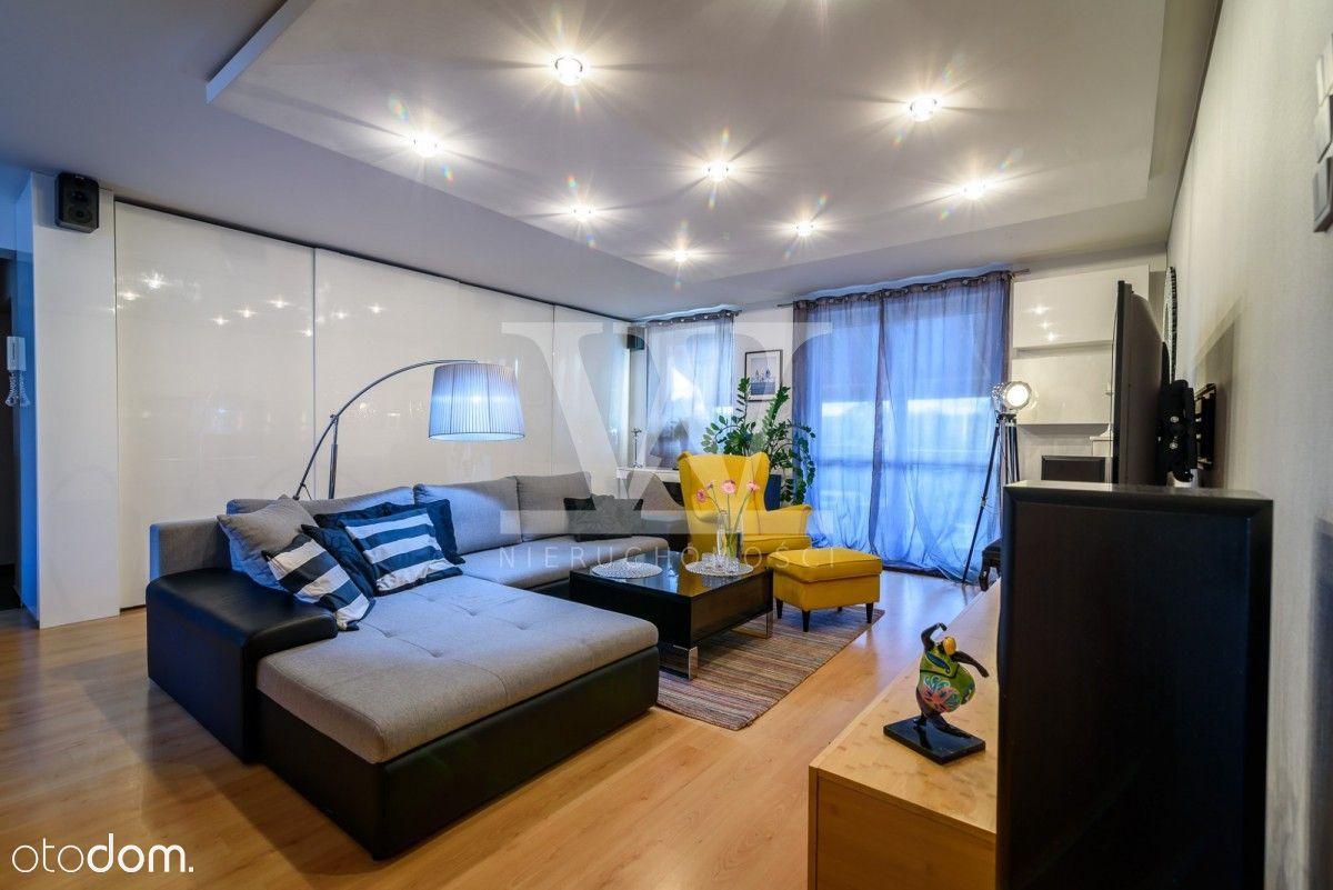 Mały Kack 3 pokoje 95m2 z tarasem i halą garażową