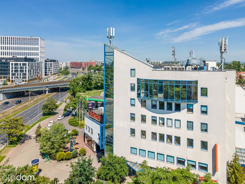 ul. Legnicka biuro parking open space TGG