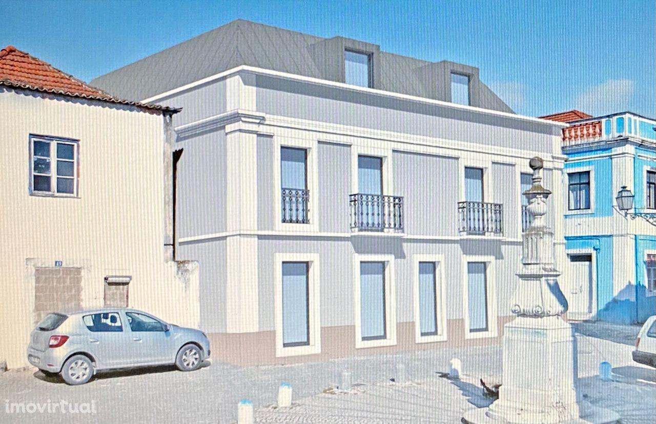 Apartamento T1 NOVO Centro do Barreiro