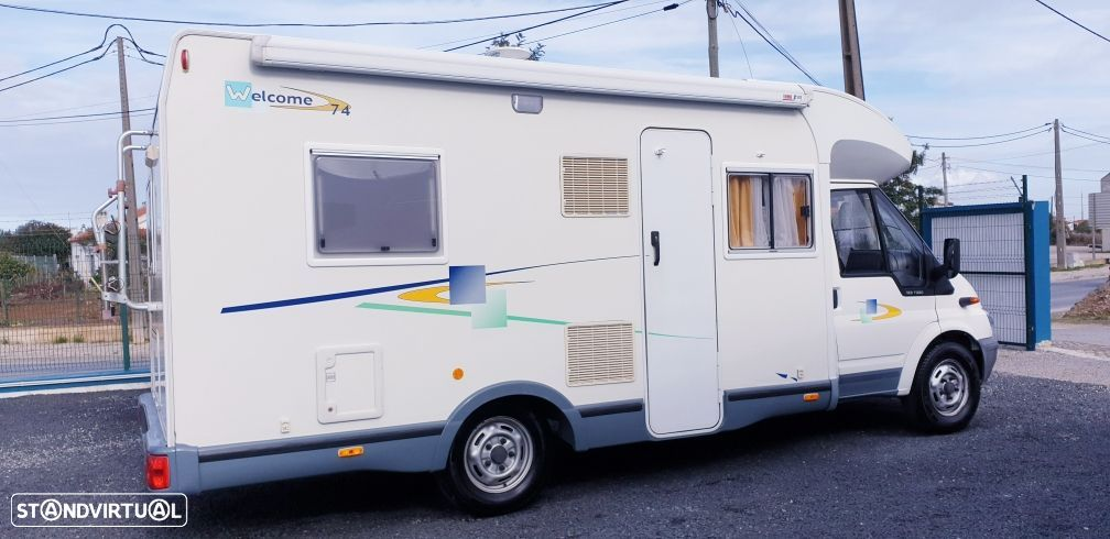 Chausson Welcome 74 Frig. Grande - 3