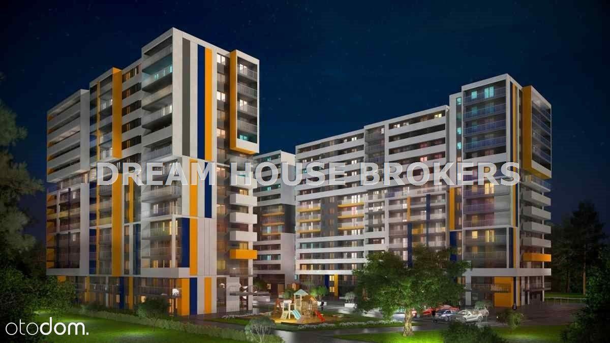 Mieszkanie 39,74m2 w nowej inwestycji Drabinianka