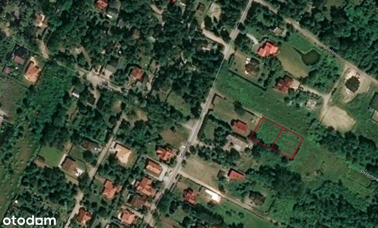 Konstantynów Łódzki - Żabiczki - działka 1800m2