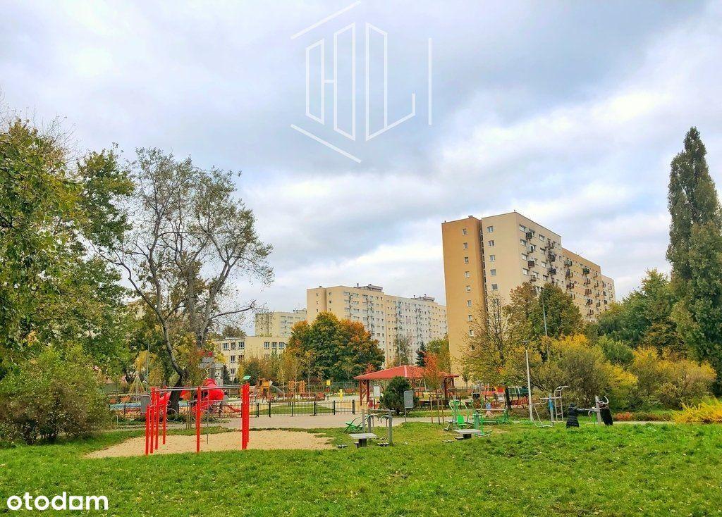 Ustawne mieszkanie w zielonej okolicy