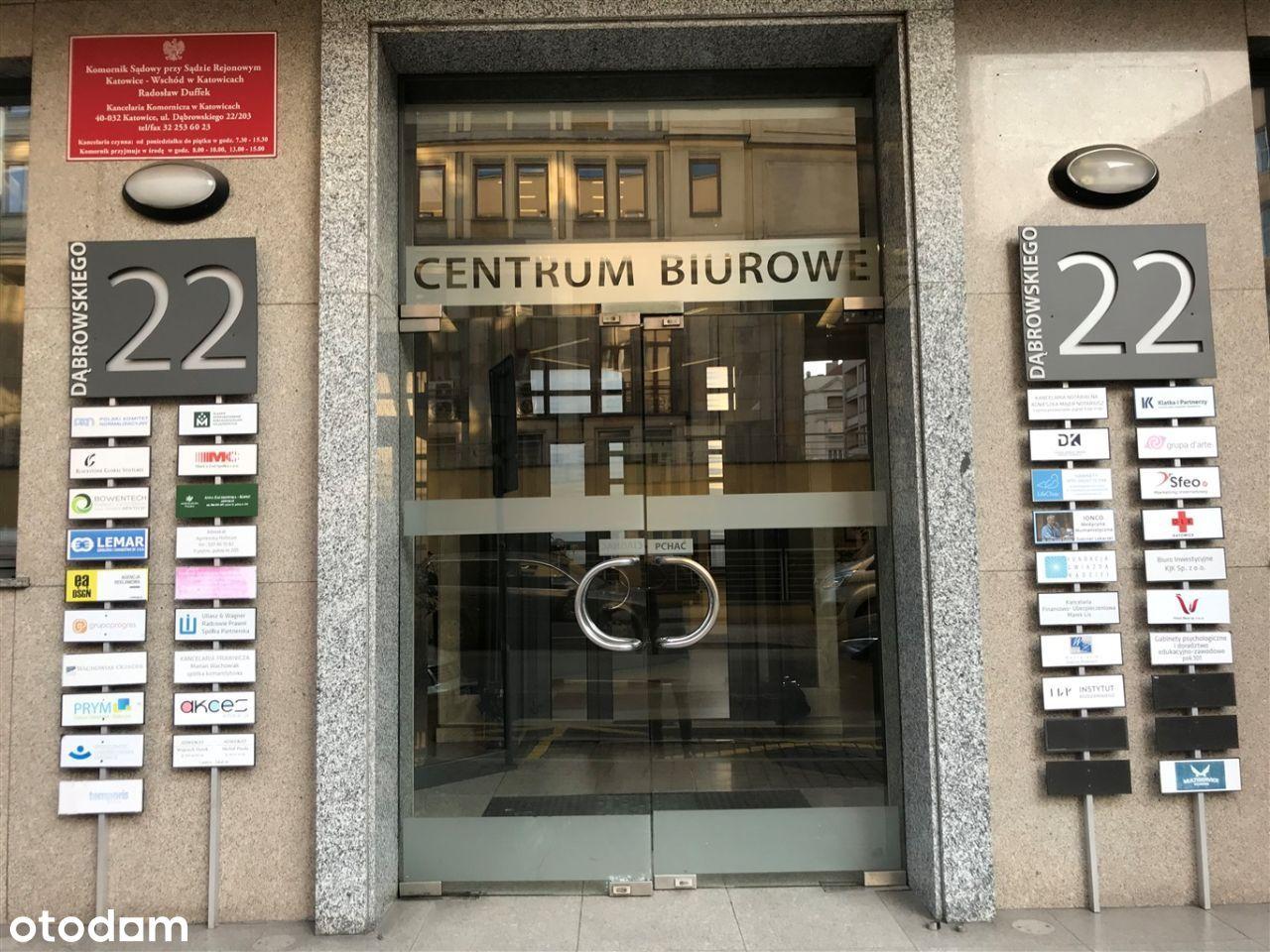 Gotowiec inwestycyjny! Lokal biurowy 121m2 centrum