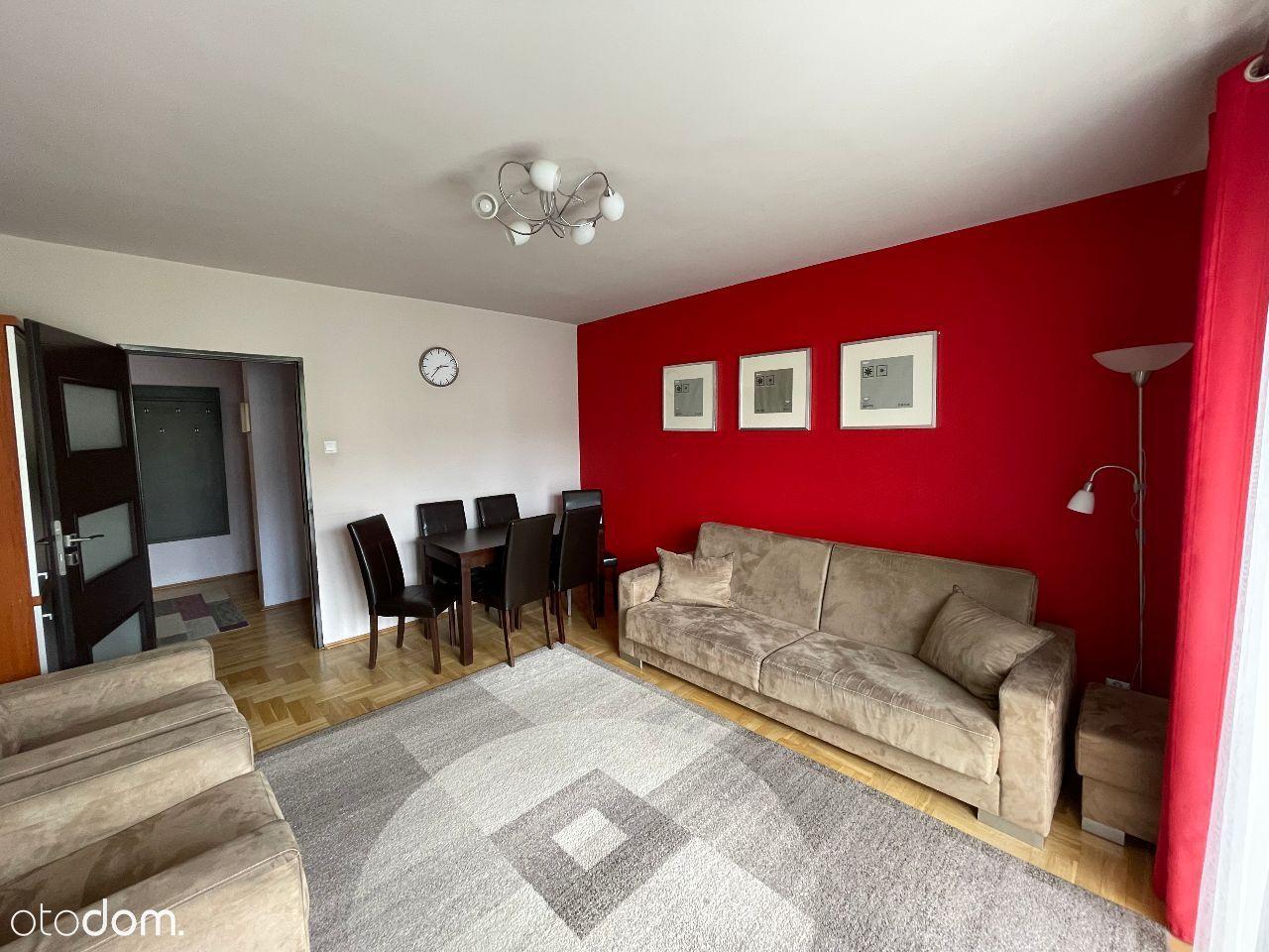 Mieszkanie 3 pokoje al. pokoju 29a 60 m umeblowane