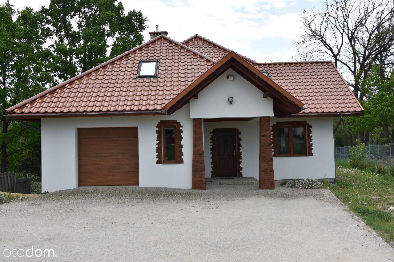 Kielce ul. Witosa nowy dom wykończony