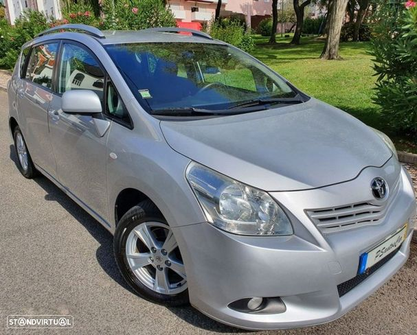 Toyota Verso 2.0 D-4D Sol 7 Lugares