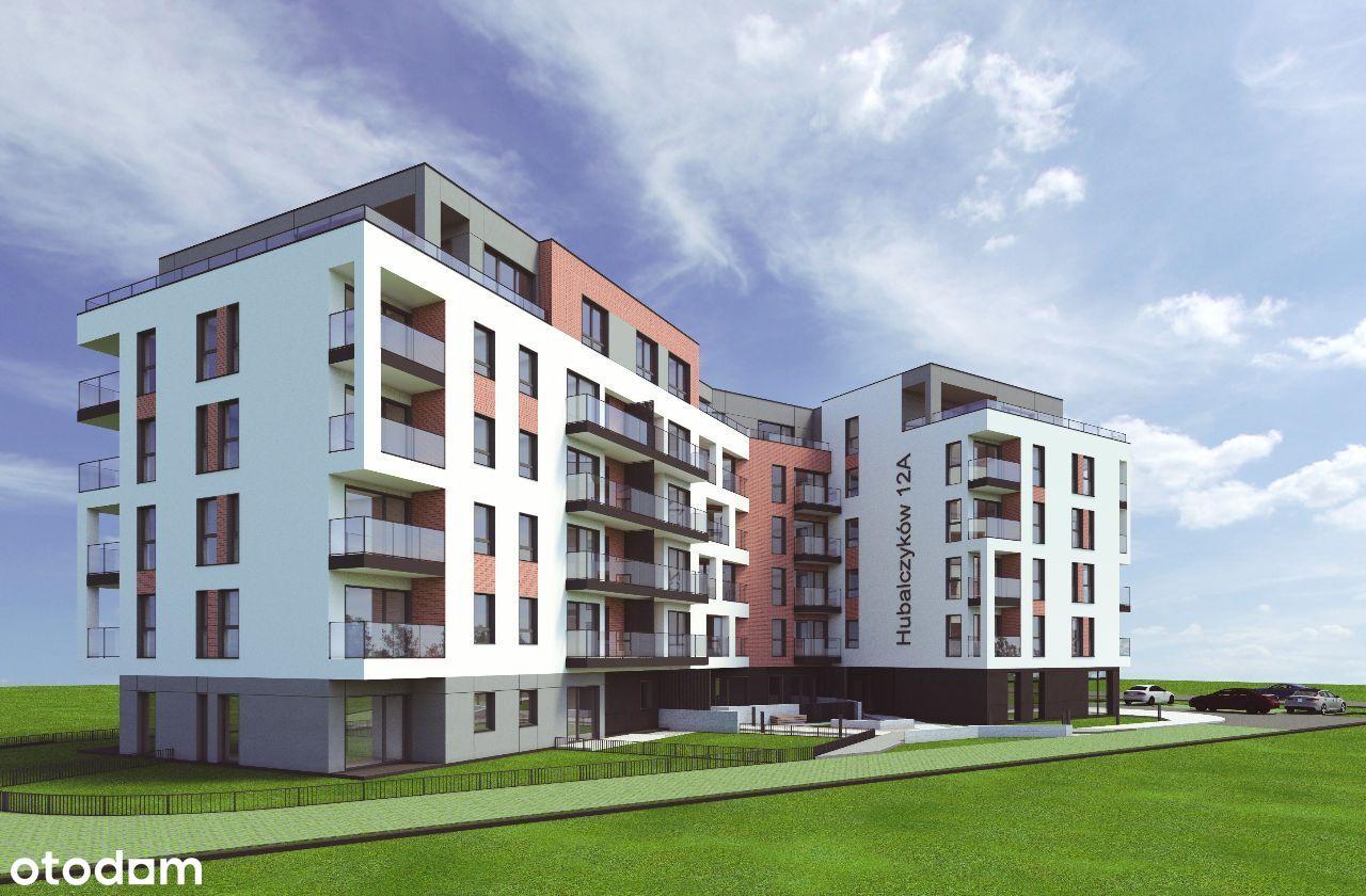 Nowy apartamentowiec na ul. Hubalczyków