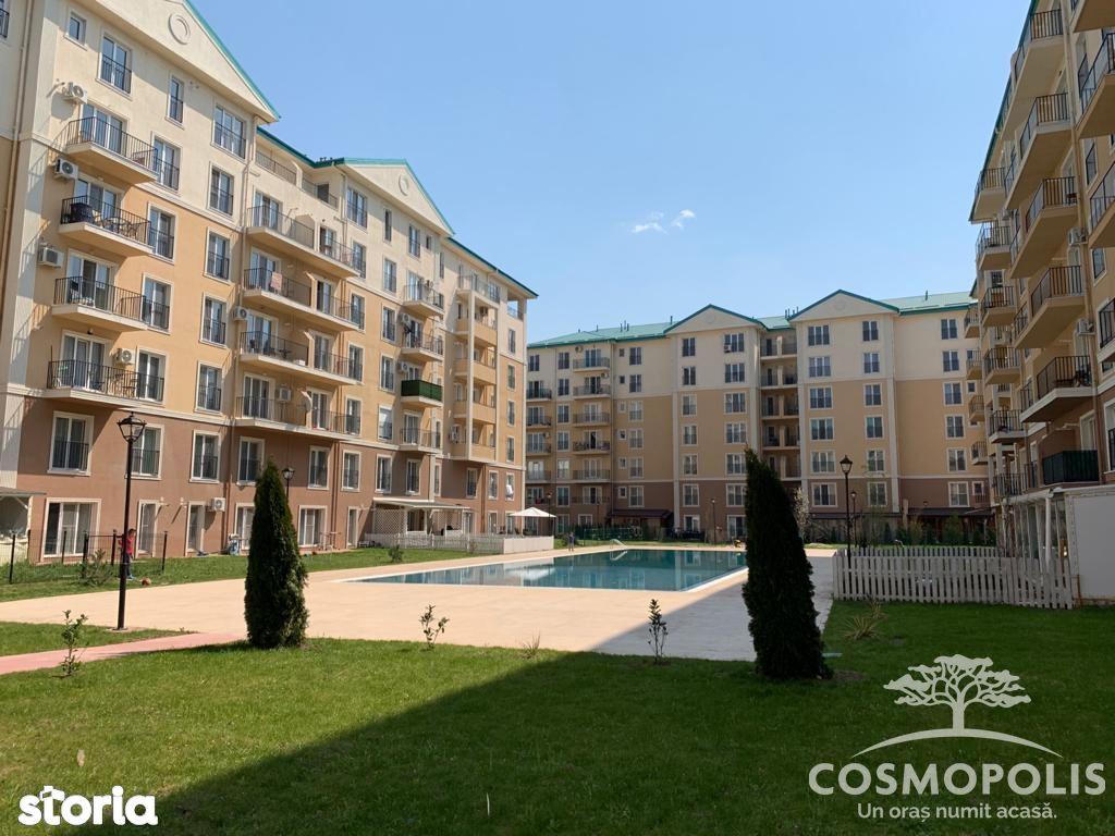 Promotia saptamanii- Apartament 3 camere - Cosmopolis