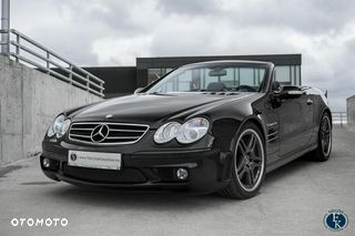 Mercedes-Benz SL Panorama dach + Performance pack.