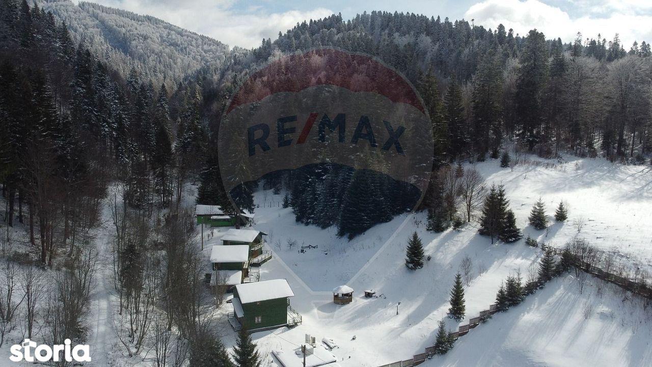 EXCLUSIVITATE! Teren 3418 mp de vânzare în Predeal, Jud. Brașov