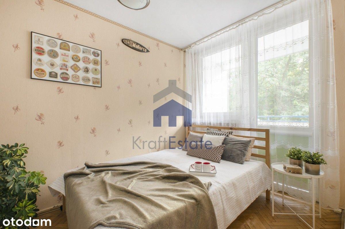 Mieszkanie 37m2, 2 pokoje, przy Parku Podolskim
