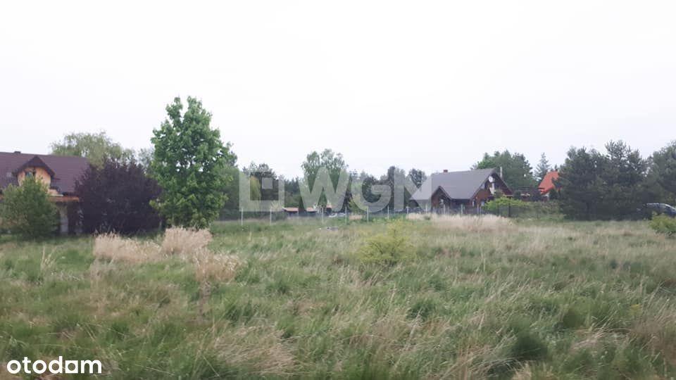 Działka, 966 m², Żarki-Letnisko