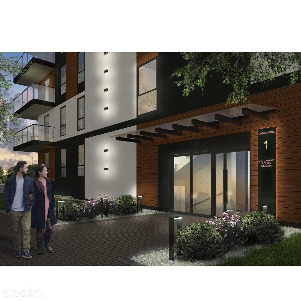 Mieszkanie w Inwestycji Różany Wilanów M33