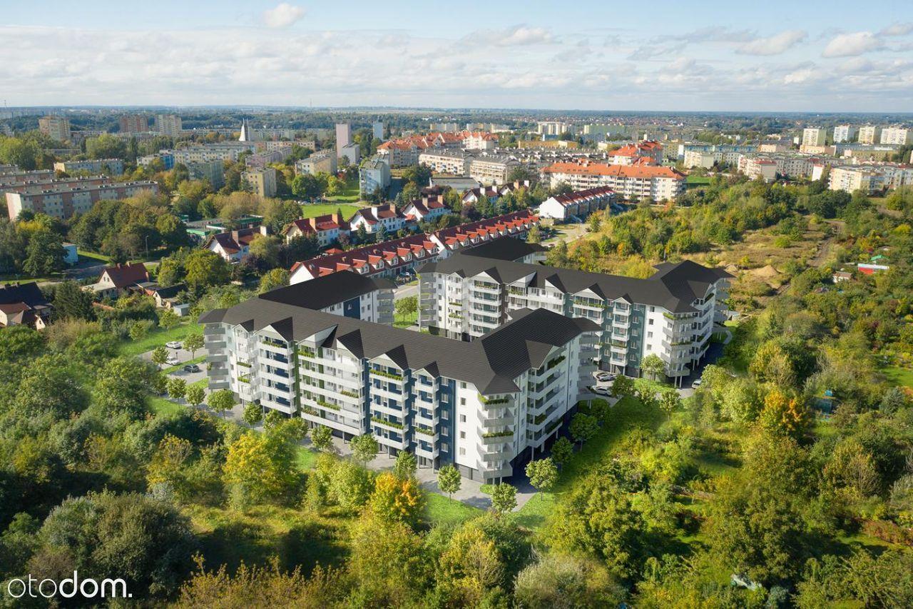 Mieszkanie w Inwestycji Sady II 5M12