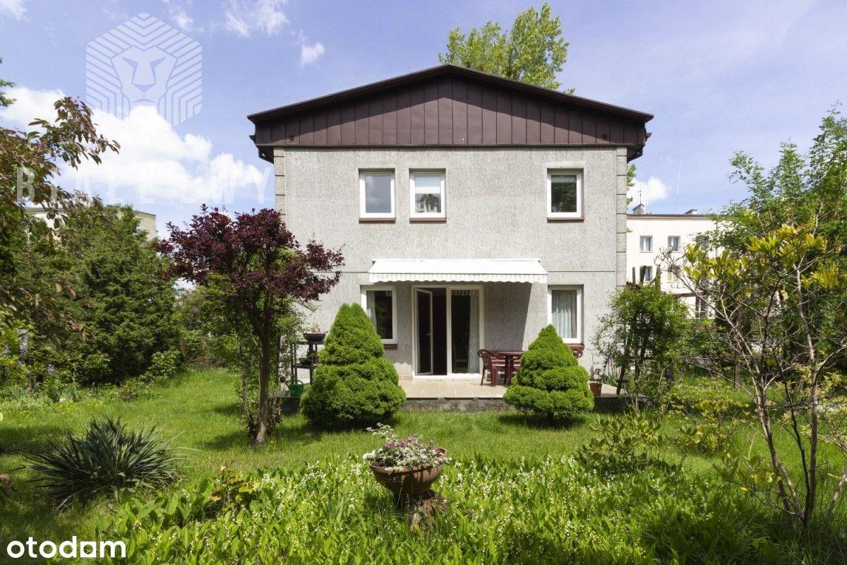 Dom w sercu Grochowa, dla rodziny , na działalność