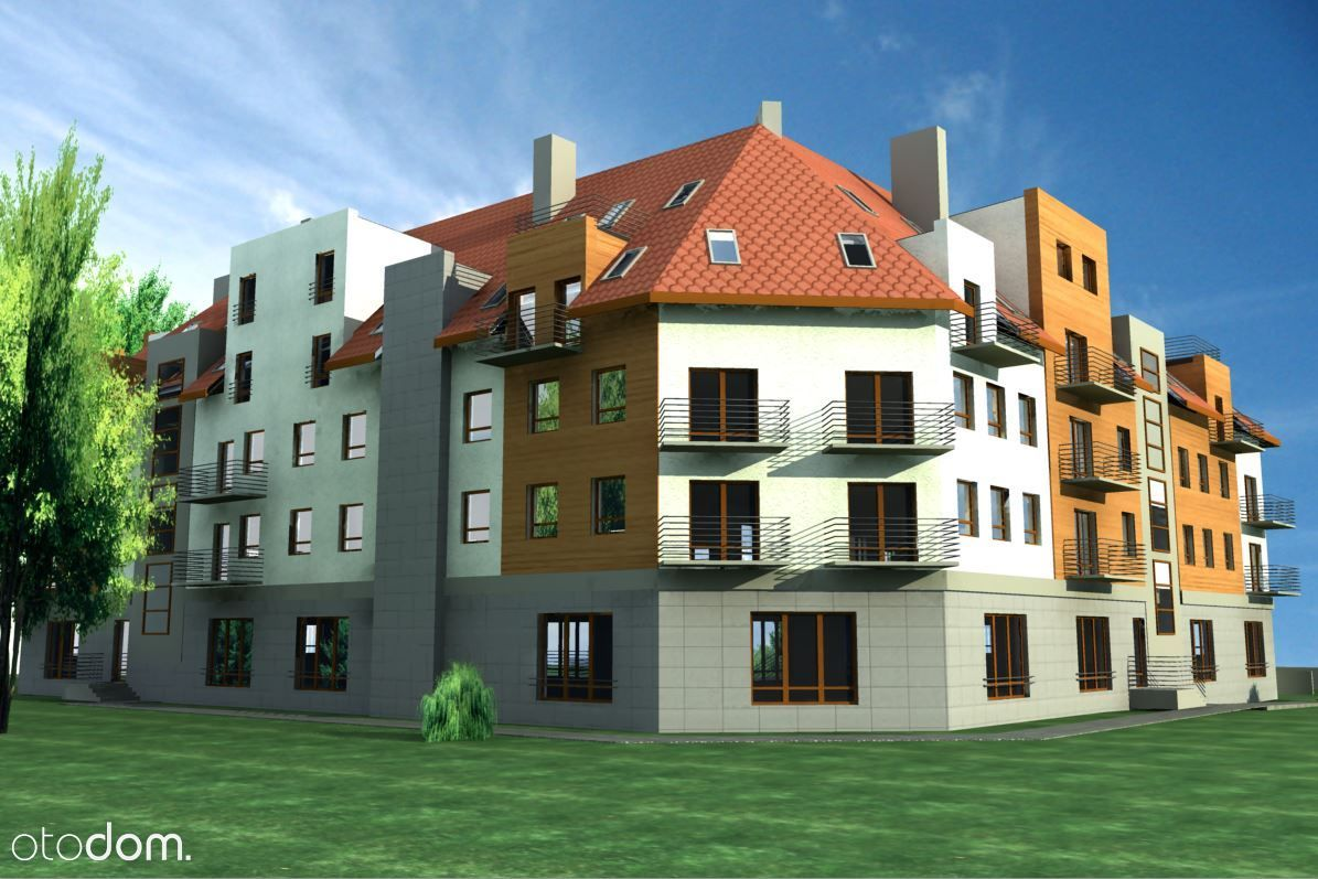 Apartament Bielańska 42,10 m2,winda,garaż,parking