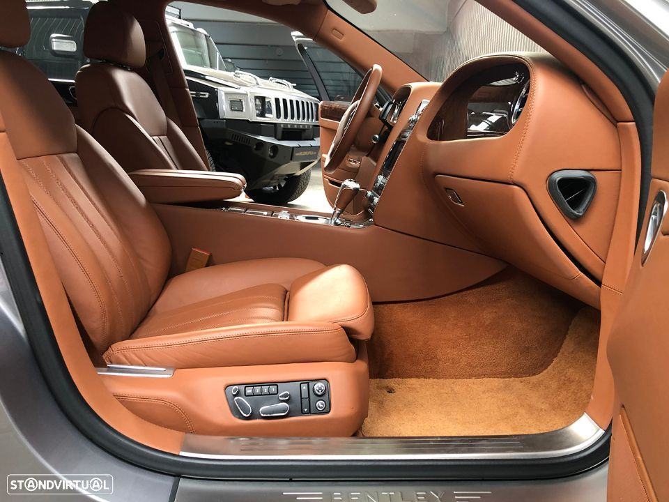 Bentley Continental Flying Spur 5 Lugares 6.0L W12 - 21