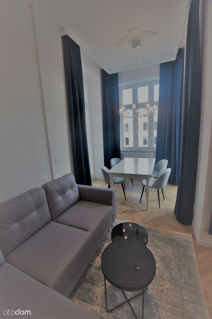 Piękne mieszkanie 2 pokojowe w nowej kamienicy