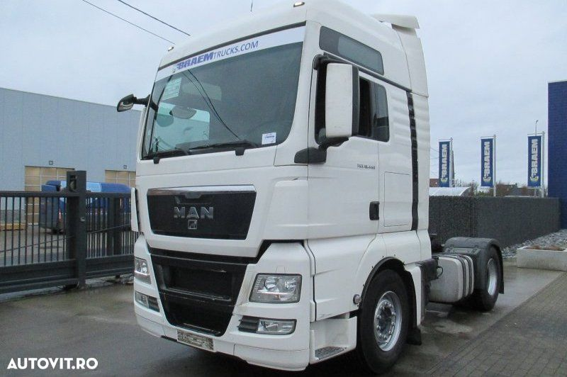 MAN TGX 18.440 XXL BLS + manual + Pritarder - 1