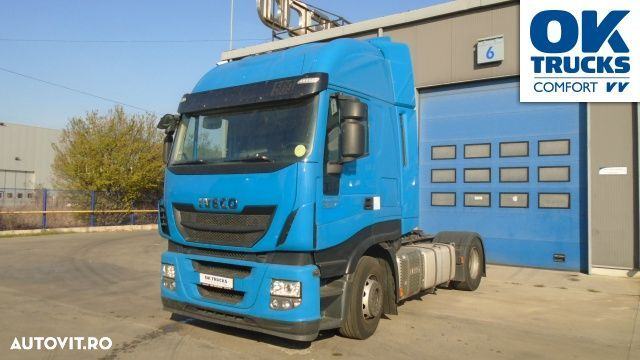 Iveco Stralis AS440S50TP - 1