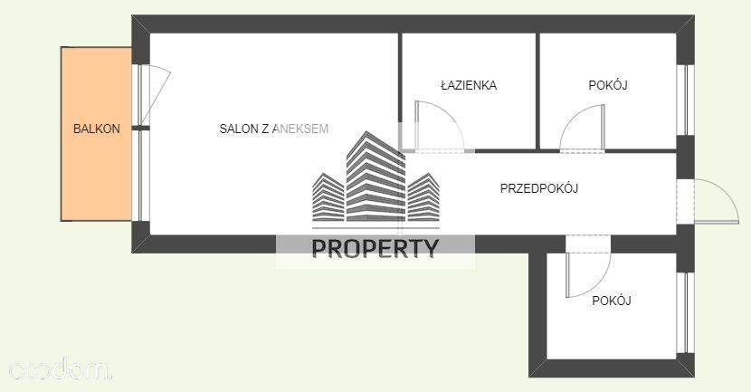 Przymorze Po Remoncie W Stylu Loft Z Balkonem