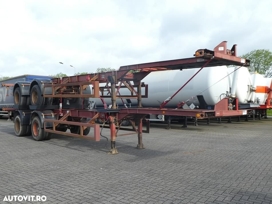 Fruehauf 40 FT 2 AXLES BPW - 3