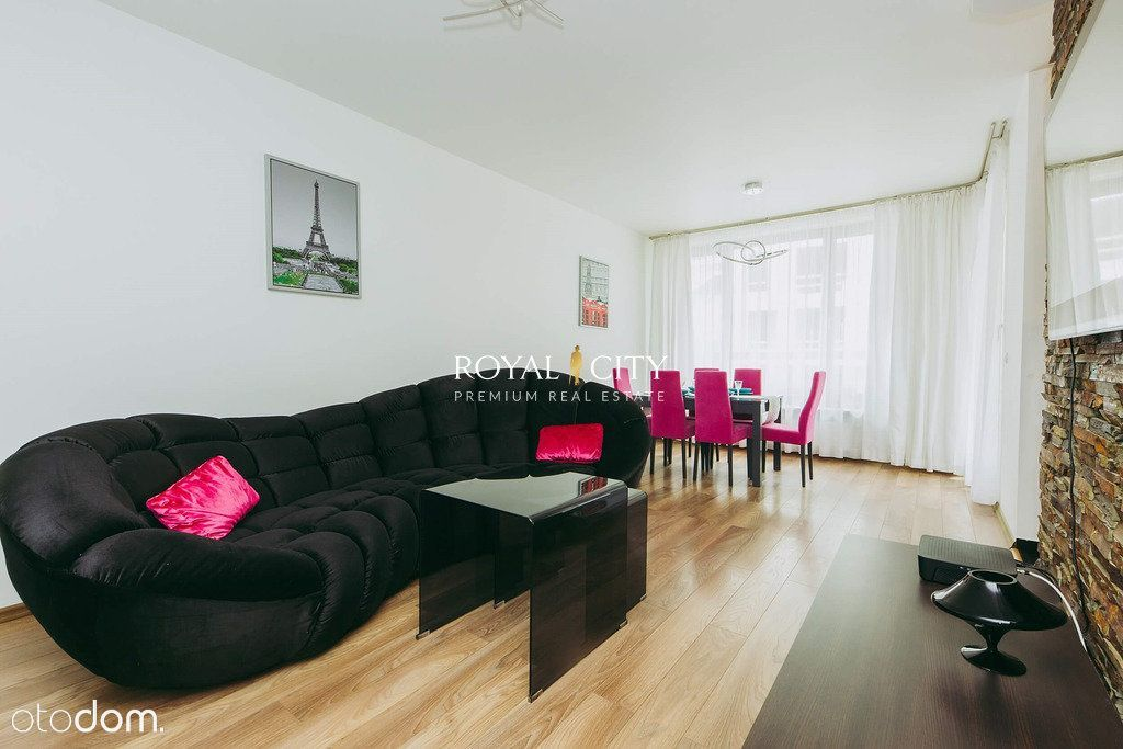 Piękne mieszkanie do wynajęcia na Powiślu 80 m2