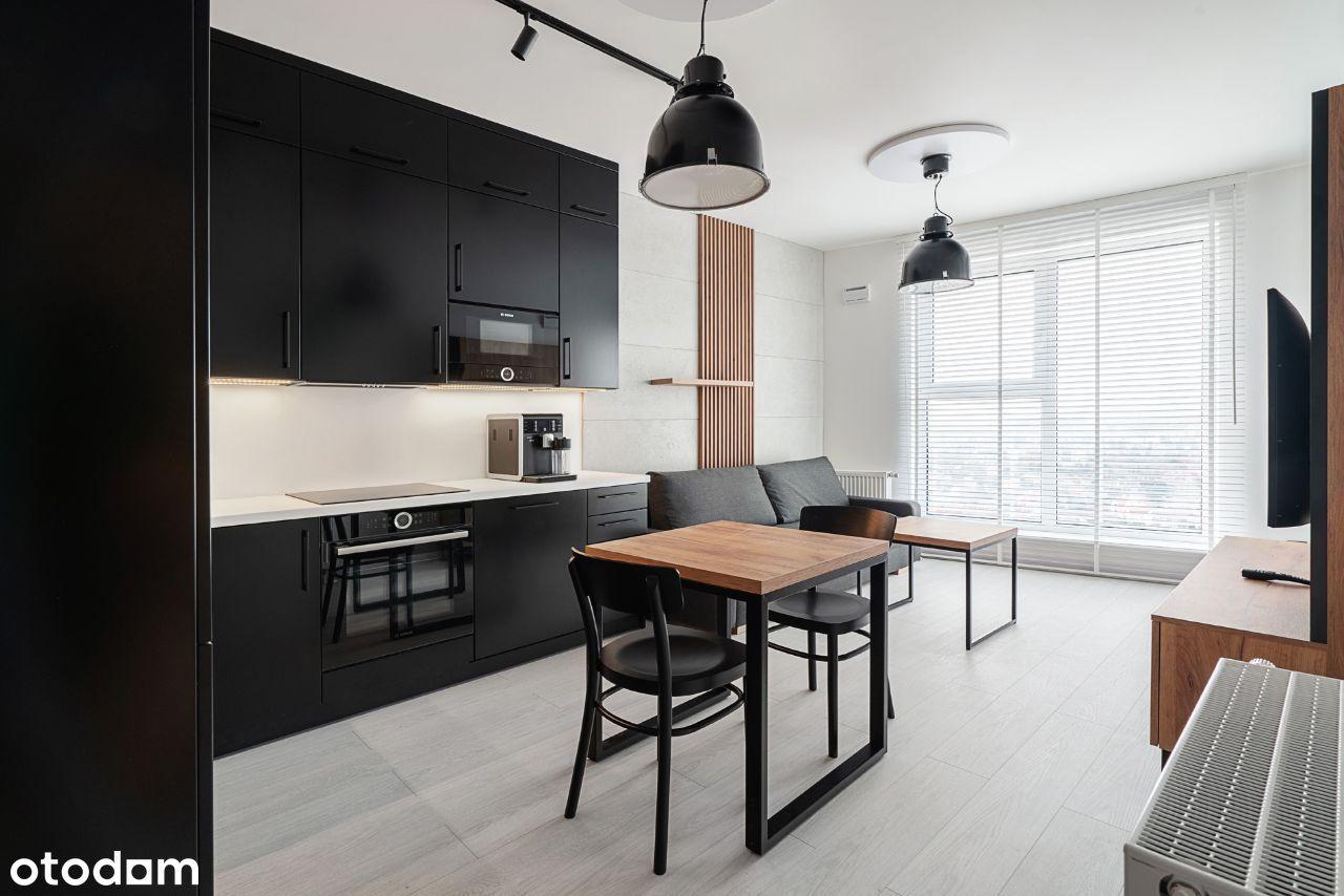 Apartament 38 m2 z widokiem na Rzeszów