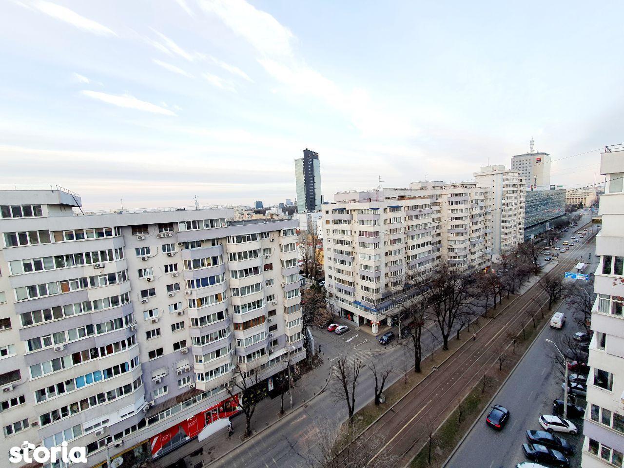 Inchiriere | Apart 3 Cam-2 Balcoane | Pta Victoriei | Mobilier Vienez