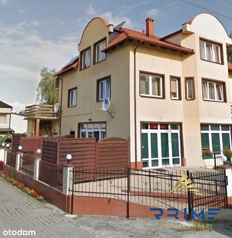 Pensjonat+mieszkanie Ustka - Przewłoka Okazja!