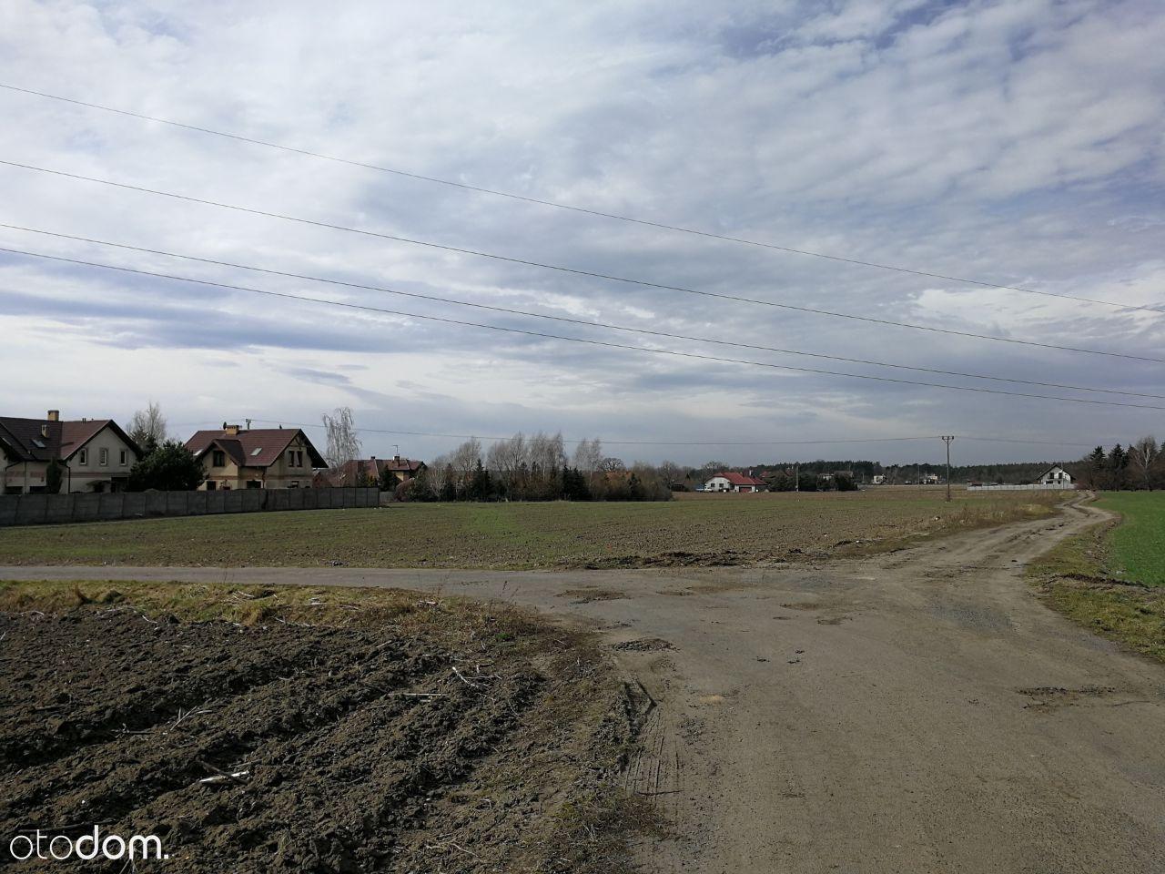 Działka budowlana, ul. Juliana Tuwima