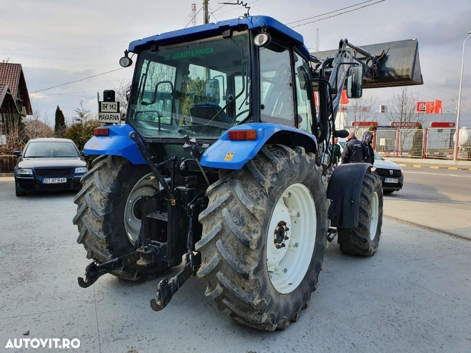 New Holland T5060 - 9
