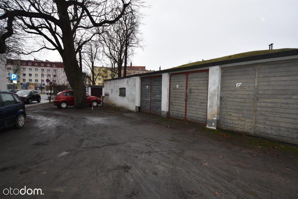 Garaż - Nysa ul Forteczna