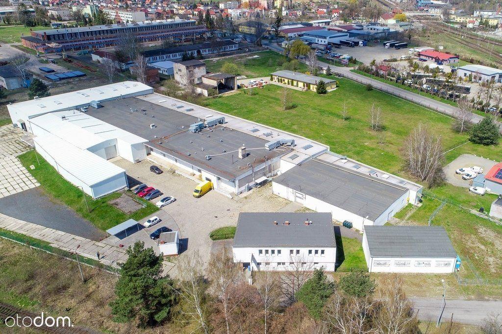 Budynek produkcyjno-socjalno-magazynowy 6300 m2