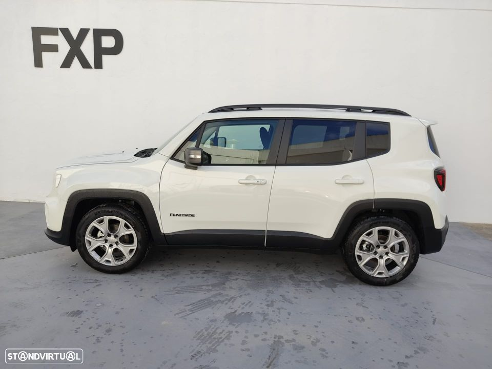 Jeep Renegade 1.0 T Limited - 5