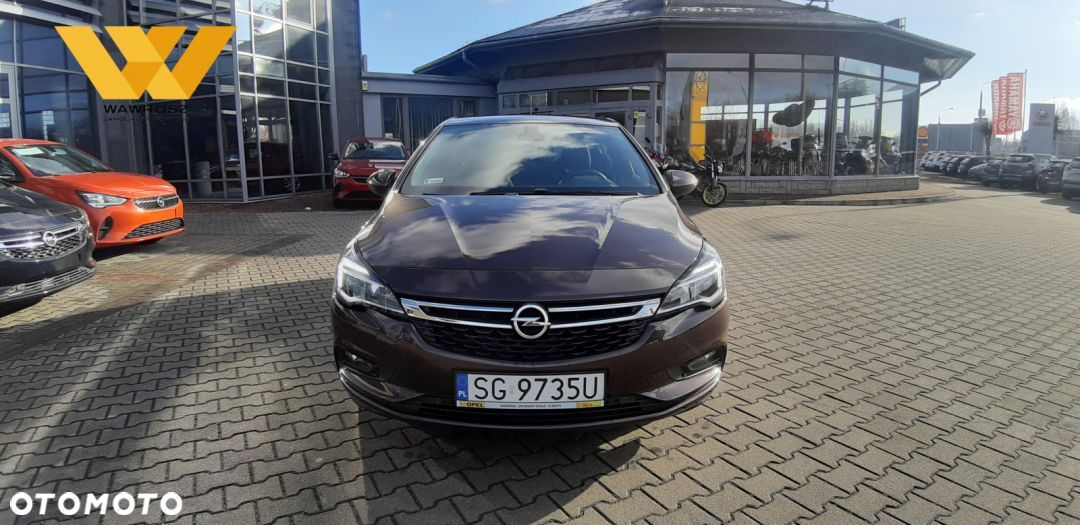 Opel Astra Enjoy 1.4 Turbo 125KM Krajowy F VAT23% Od dealera! - 2