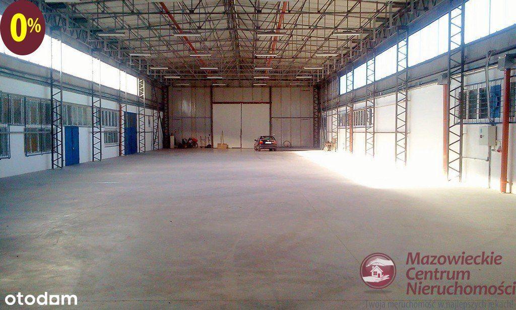 Powierzchnia Magazynowa 540 m2 - Ndm, Okunin