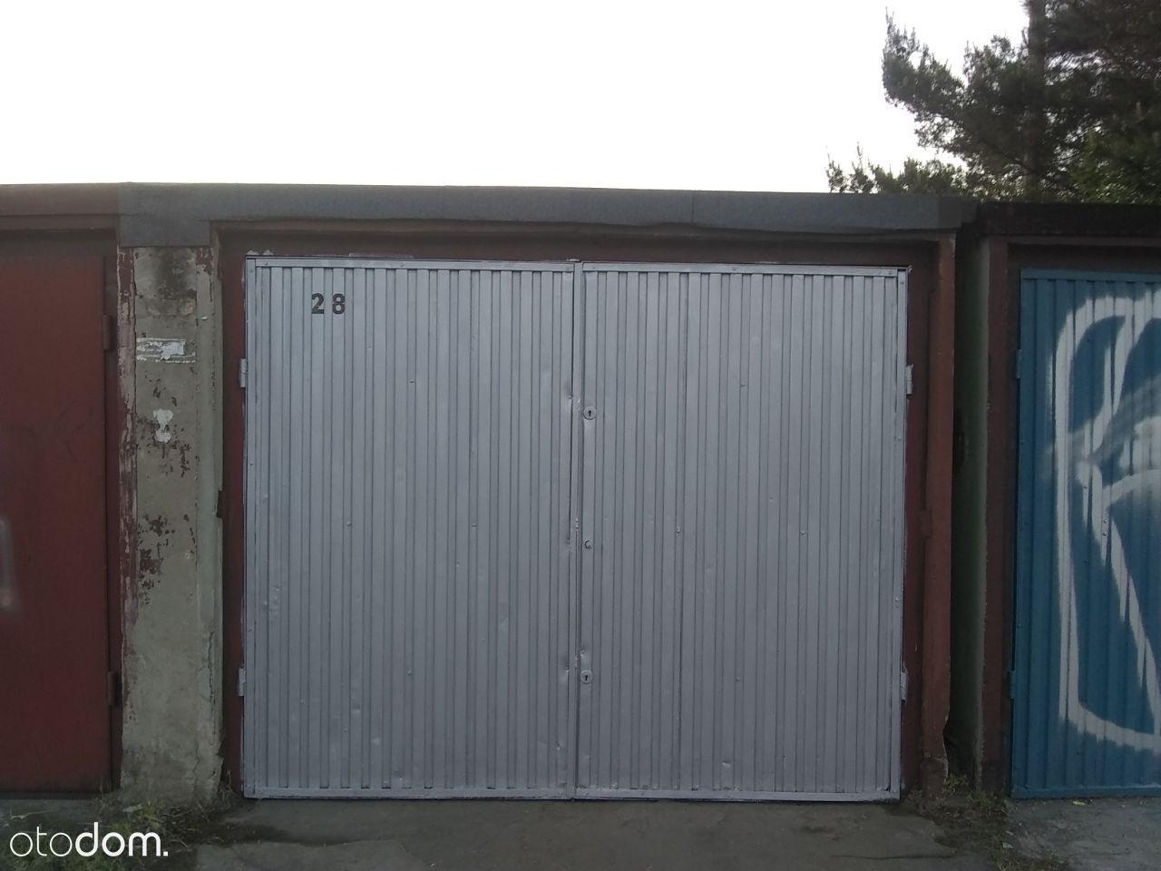 Sprzedam garaż, os. Zadole Katowice/do negocjacji!