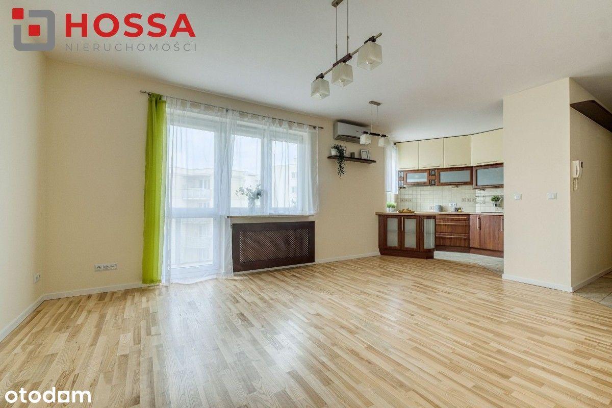 2 pokoje z garażem na Płaskowickiej, spacer 3D