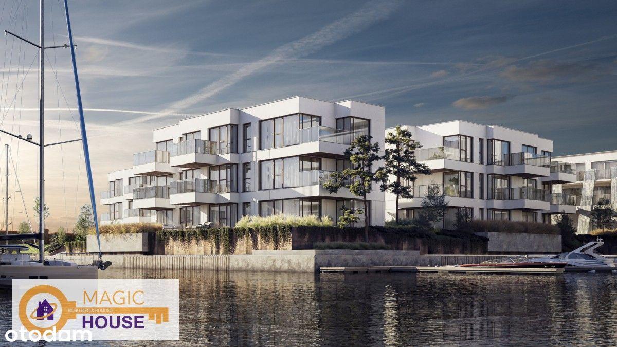 Apartament 3 pokoje + ogród // Marina