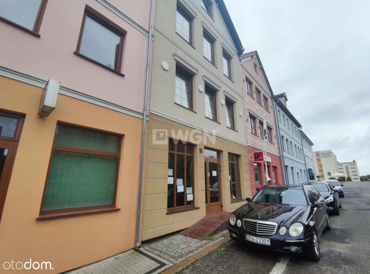 Lokal użytkowy, 95 m², Wolin