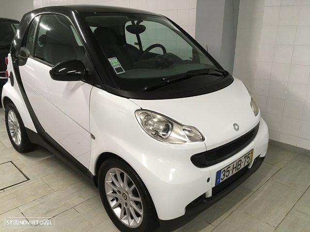 Smart ForTwo 0.8 cdi Passion 45 - 7